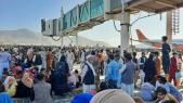 Afghanistan - Talibans - Aéroport de Kaboul - Chaos