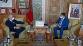 Nasser Bourita - Yaïr Lapid - Diplomatie - Maroc - Israël - Chef de la diplomatie marocaine - Ministre israélien des Affaires étrangères