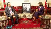 Ambassadeur du Maroc au Kenya - El Mokhtar Ghambou - Emission My Story - chaîne TV kenyane KTN - Sahara marocain