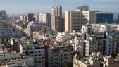 Casablanca - immeubles - Centre ville