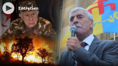 Saïd Chengriha - Ferhat Mehenni - président du MAK - Interview Mehenni - Kabylie - Algérie