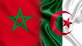drapeaux Maroc Algérie