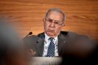 Ramtane Lamamra - Alger - Algérie - ministre algérien Affaires étrangères