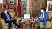 Richard Norland - ambassadeur américain pour la Libye - Nasser Bourita