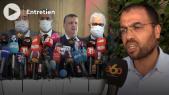 cover - politologue - Abbas El Ouardi - coaltion - gouvernement
