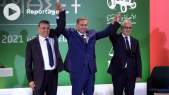 cover - Aziz Akhannouch - Abdellatif Ouahbi PAM - Nizar Baraka Istiqlal - majorité gouvernementale