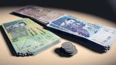 Cash - circulation monétaire - BAM
