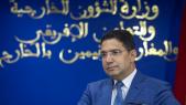 Nasser Bourita - Ministre des Affaires étrangères, de la coopération africaine et des MRE - Maroc - Diplomatie
