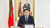 Nasser Bourita - Accords d'Abraham - Conférence