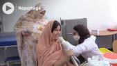 Laâyoune - vaccin - Covid-19 - 12-17 ans -  adolescents