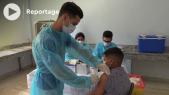 Vaccination 12-17 ans - Oujda - Covid-19 - Coronavirus
