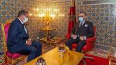 Le Roi Mohammed VI reçoit Aziz Akhannouch