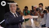 Cover - Abdellatif Ouahbi - PAM - Elections 2021 - Scrutins du 8 septembre 2021 - Vote - Urne - Rabat - Hay Riad