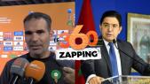 Zapping360-Semaine36: les Lions du Futsal, les élections des maires et des présidents de régions... Le récap'