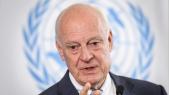 Staffan de Mistura - envoyé personnel - ONU