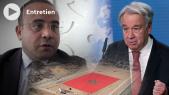 Cover Vidéo - Sahara marocain: derrière le rapport de Guterres, une géostratégie favorable au Maroc se dessine