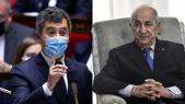 """Clandestins algériens: taxé par Tebboune de """"mensonge"""", le ministre français Darmanin maintient son chiffre"""