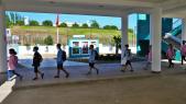rentrée scolaire - Covid-19 - gestes barrières - Tétouan