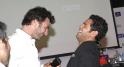 MDR Conf de presse - michael youn Jamel debbouze