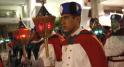 Parade Garde Royale le 29 juillet 2013 bd Zerktouni. av Hassan 2. place Mohammed V - 1