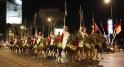 Parade Garde Royale le 29 juillet 2013 bd Zerktouni. av Hassan 2. place Mohammed V - 3