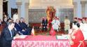 Juan Carlos Mohammed VI patronat