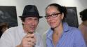 MOUNAT CHARRAT vernissage - 17 septembre - YAKIN & BOAZ GALLERY - Malek et Salma (2M)