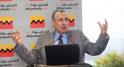 Mohammed El Kettani PDG Attijariwafa bank-Attijariwafa bank Conf de Presse thématique de L'accompagnement des écosystèmes Casablanca 22 Dec 2014
