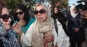 naima lamcharki Obseques Fatima Aouam Obseques Fatima Aouam