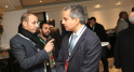 Abdelmoula Rabit président RATIB INVES et Hassan OURIAGLI PDG SNI