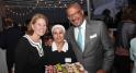 Andrea Appell,directrice de Dar America. Zouhra et Dwight L. Bush, ambassadeur des Etats-Unis, à Rabat.