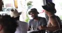 Usher,USA.Pause The au Samaky  Rabat 4 Juin 2015.