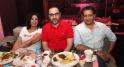 Mouna Fettou actrice Adil Fadili realisateur et Noureddine Lakhmari realisateur