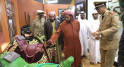 sheikh sultan bin zayed al nahyan represantant l'etat des emiras unis