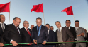 Inauguration Kenzi Sidi Maarouf Hotel,Lahcen Haddad,ministre du tourisme