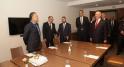 lahcen haddad ministre du tourisme visite de l'hotel