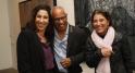 Nadia Amor , Yamou et Ikram Kabbaj