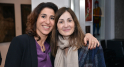 Nadia Amor, L'Atelier 21 et Meriem Bouazzaoui, BMCE Capital