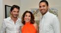 Youssef Chraibi / Outsourcia, Nadia Amor / Directrice de la galerie d'art L'Atelier 21, Othman Alami Lazraq / Alliances
