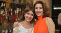 Yasmine Chami, Nadia Amor / Directrice de la galerie d'art L'Atelier 21