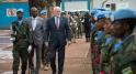 Peter Thomson au chevet des Casques bleus marocains blessés en Centrafrique4