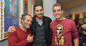 Hassan Hajjaj, Othmane Alami Lazraq et Momo