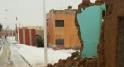 Errachidia: effondrement de 32 maisons -9