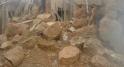 Errachidia: effondrement de 32 maisons -10