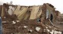 Errachidia: effondrement de 32 maisons -5