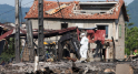 Espagne-explosion d'un dépôt illégal de matériel de pyrotechnie-2