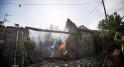 Espagne-explosion d'un dépôt illégal de matériel de pyrotechnie-5