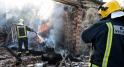 Espagne-explosion d'un dépôt illégal de matériel de pyrotechnie-1