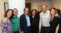 Nadia Amor, Hicham Daoudi, Amine Benjelloun, Marc Winkel et son épouse
