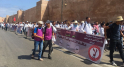 Rabat-Marche des enseignants contractuels-10
